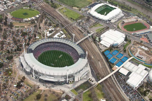 An Ultimate Sports Lovers Tour of Melbourne - MCG, RLA, NSM