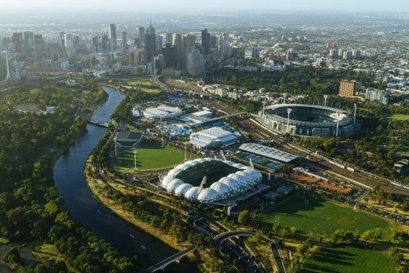 Ultimate Melbourne Tour - MCG, NSM, Eureka