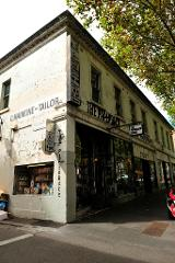History and Laneways Tour - East