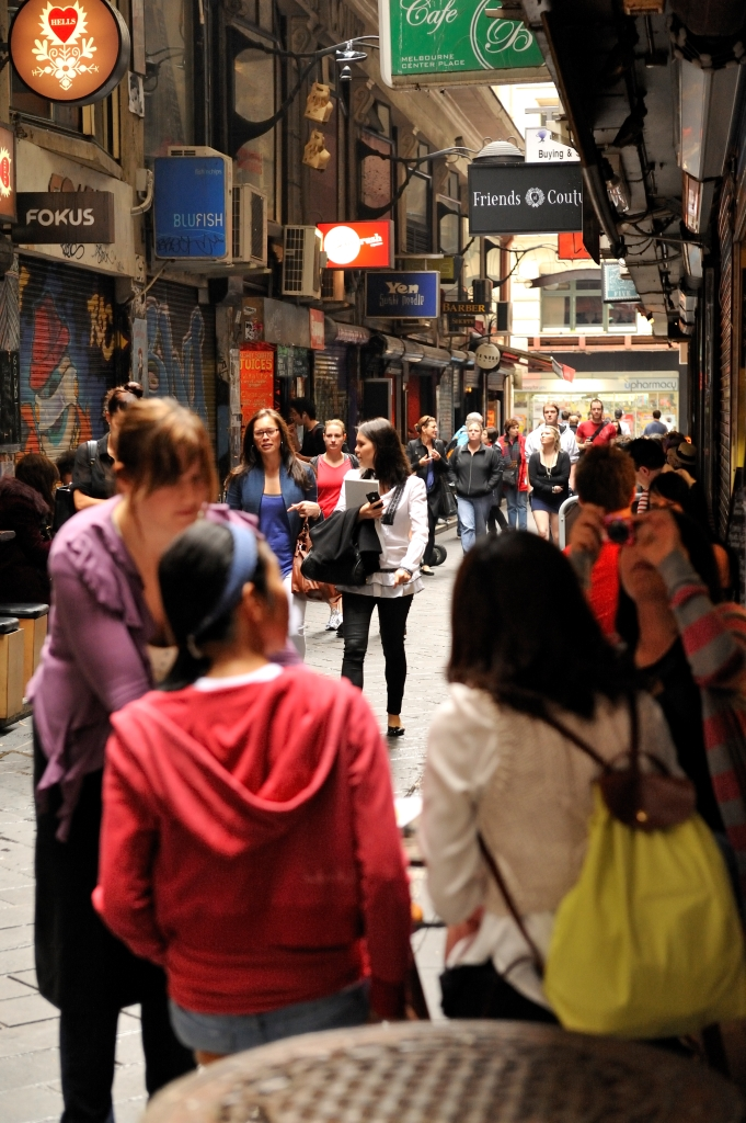Laneways of Melbourne Tour