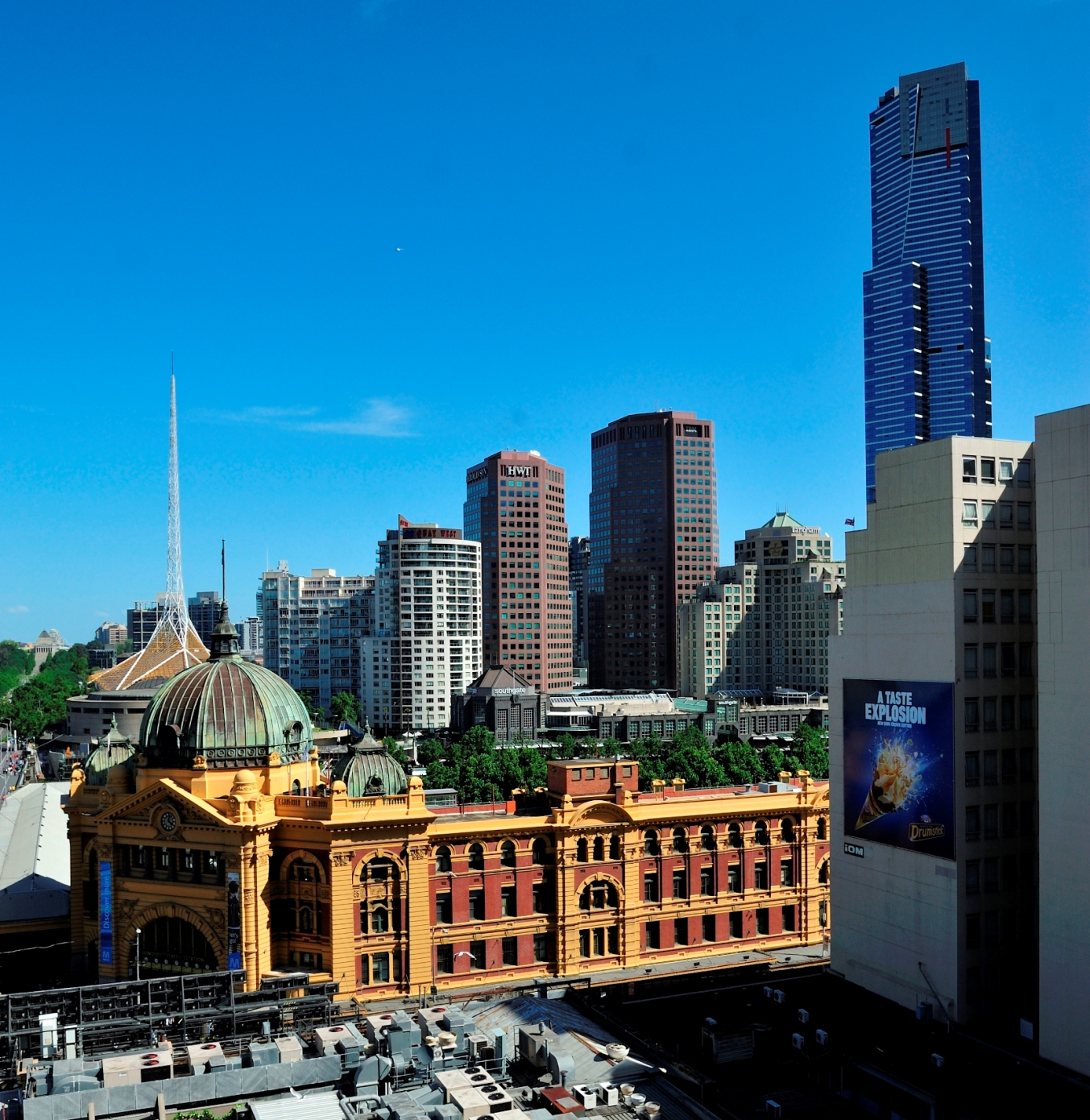Architecture tour of melbourne meltours reservations for Architects melbourne
