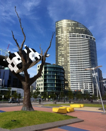 The Melbourne Star, Etihad Stadium, Docklands Experience