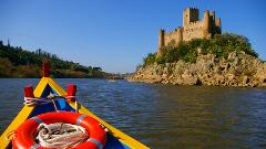 Templar River: Tomar and Almourol Shared Tour