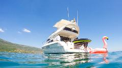 Ocean Bliss: Full Day Arrábida Yacht Private Tour
