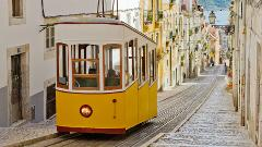 Lisbon View: Full Day Historic Shared Tour