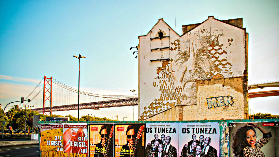 Lisbon Insiders' Street Art Private Tour