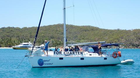 Half Day Sailing & snorkeling Adventure