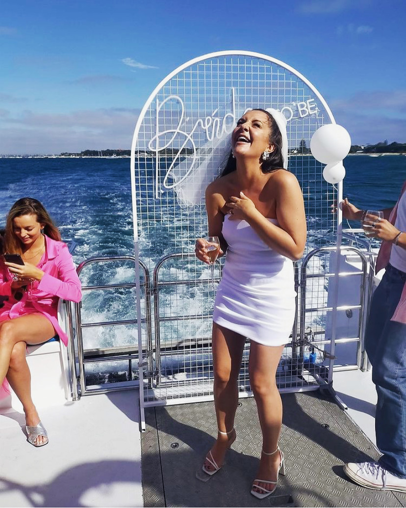 Hens Party 2 hour cruise.