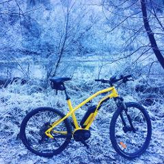 Electric Bike Hire - Winter Months