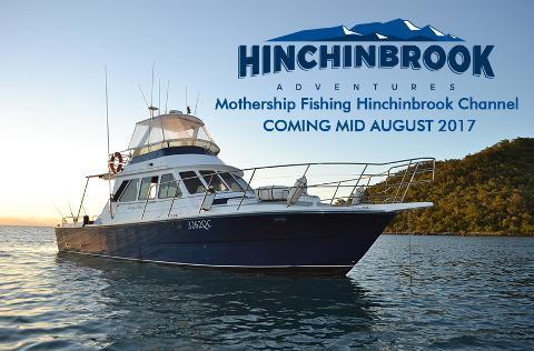 Mothership Fishing Hinchinbrook Channel
