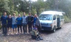 Bushwalkers Transport Minimum Fee