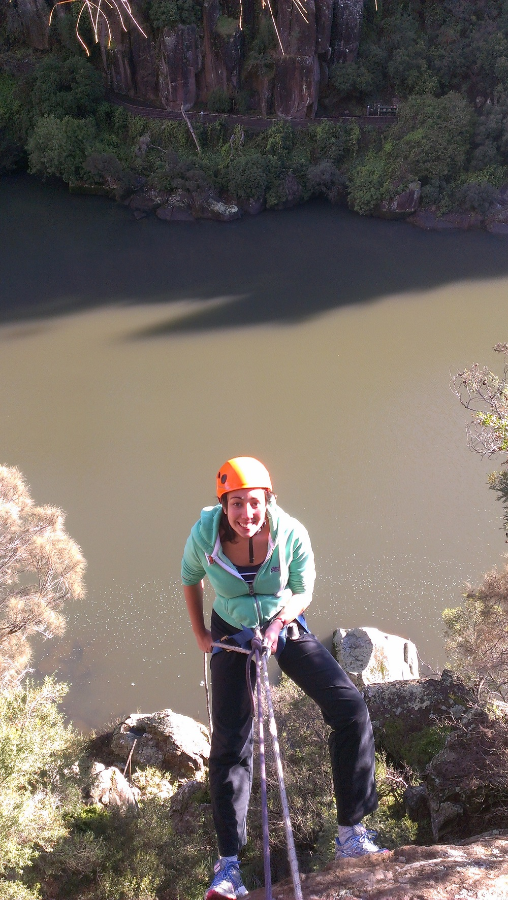 Cataract Gorge Introductory Rock Climbing and Abseiling