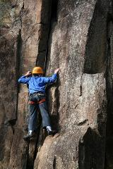 Introduction to Outdoor Climbing Instructional Course