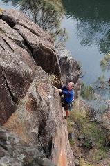 Cataract Gorge for Experienced Climbers