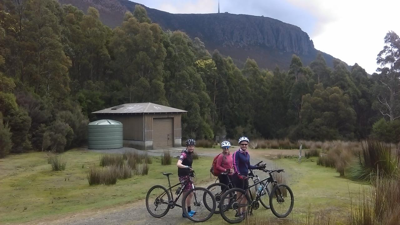 Tasmanian 3 Day Mountain Bike Tour