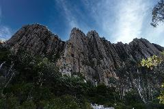 Mt Wellington Organ Pipes