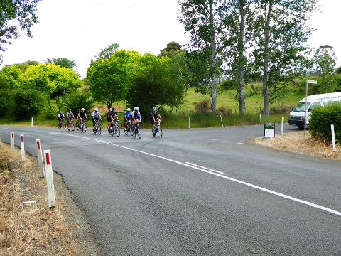 Tamar Valley Wine Route Cycle