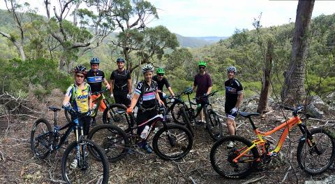 9 day Tasmanian MTB adventure