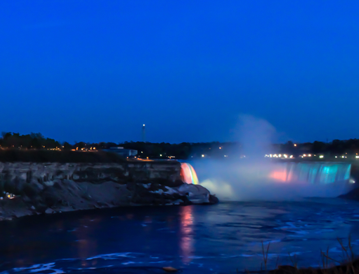 An Epic Evening in Niagara Falls photo 1