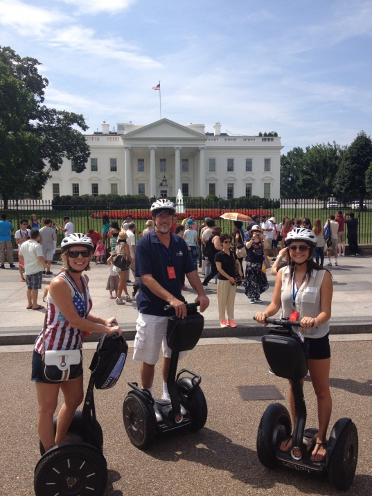 See the City Segway Tour