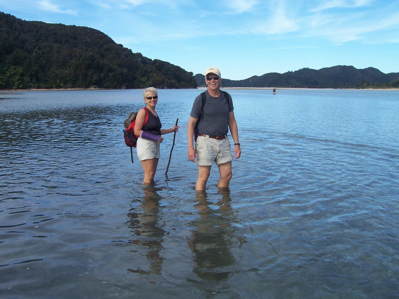 Abel Tasman 4 Day All the Way Guided Walk