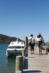 Queen Charlotte Track - 4 Day Classic Guided Walk - Furneaux Lodge, Punga Cove & Lochmara Lodge