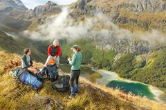 Routeburn Track 3 Day Freedom Premium Package