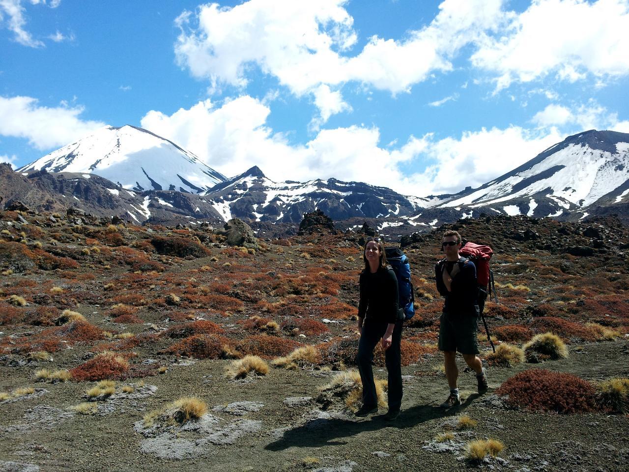 Tongariro Crossing 1 Day Guided Walk - Private