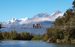 Hollyford Track 4 Day Guided Walk