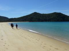 Abel Tasman 5 Day Custom Walk
