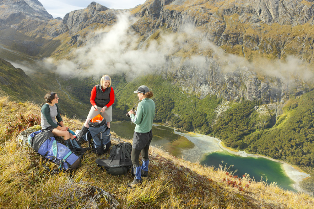 Routeburn Track 1 Day Guided Walk