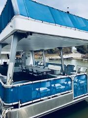 TAX EXEMPT DELUXE PARTY BOAT