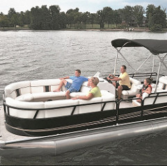 PONTOON/12-Passengers/115hp