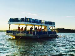 DELUXE PARTY BOAT / 60-PASSENGERS