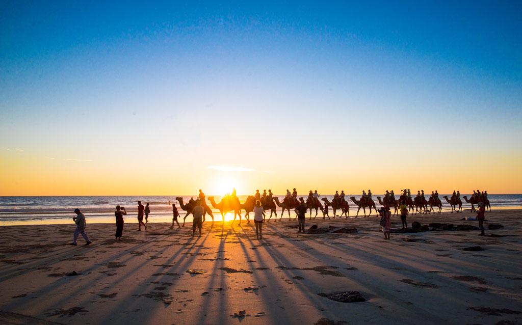 Broome to Darwin: 9-day tour