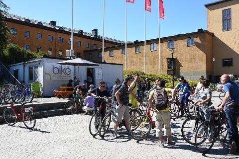 3hr Stockholm Private Guided Bike Tour  Bike Sweden Reservations
