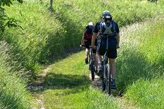 Guided Mountainbiking tour in Stockholm for MTB beginners