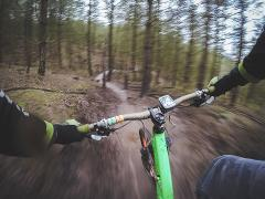 Mountainbiking Adventure Tour - private guided MTB tour