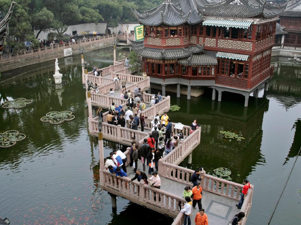 Group Journeys Bargain Escapes : A Glimpse Of China