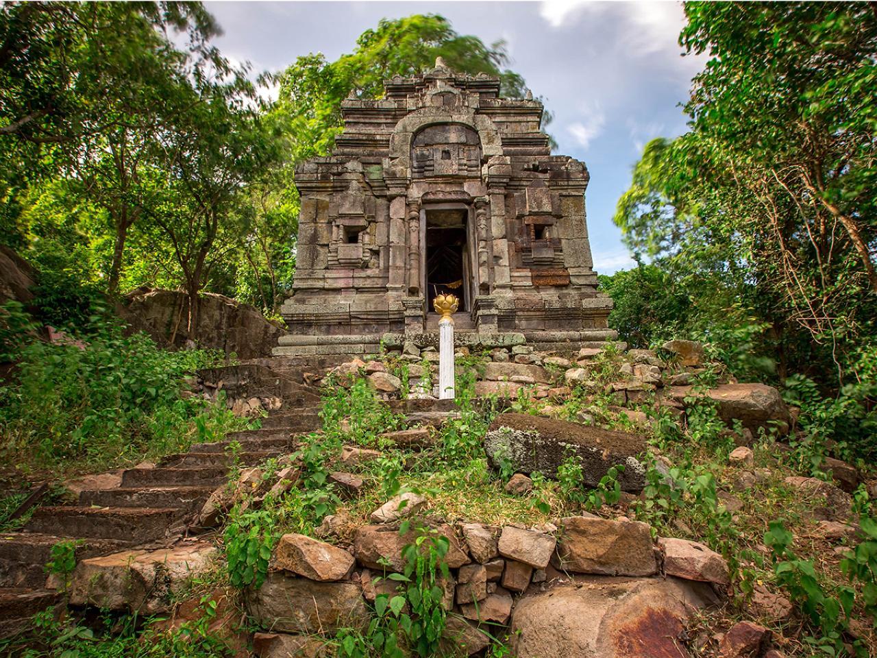 Private Journeys : Cambodia Escape