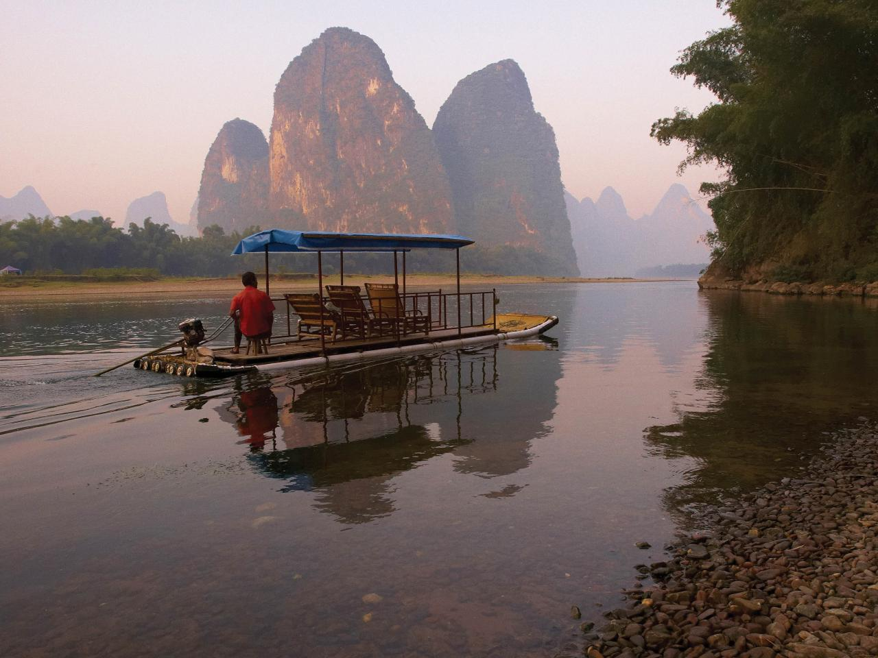 Private Journeys : Scenery of Guilin