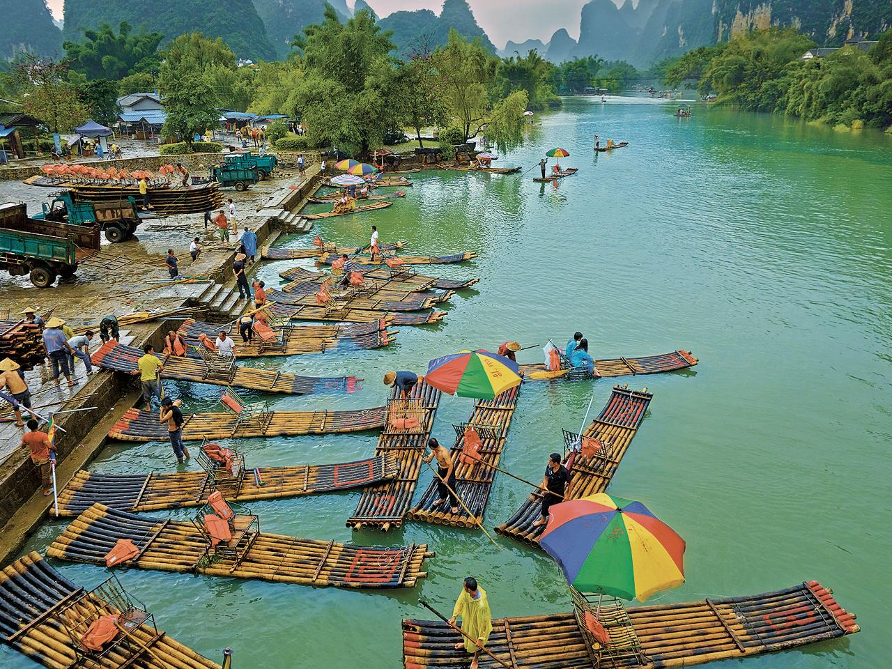 Private Journeys : Tranquil Yangshuo