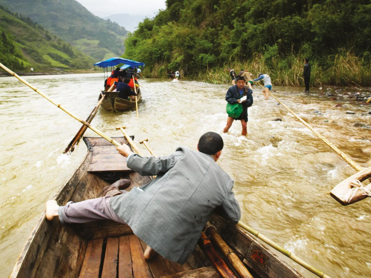 Private Journeys : Yangtze Downstream