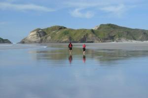 Golden Bay - Wharariki Beach - Farewell Spit