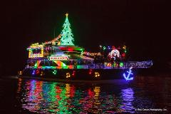 Holiday Lights Cruises & Christmas Boat Parade (15 Passengers Max)