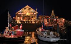 Private Rental Holiday Cruises & Christmas Boat Parade (1 - 6 Passengers)