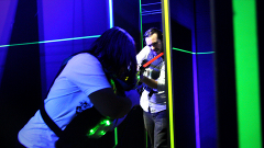 Gift Card: Laser Tag 1 x 20 minute game