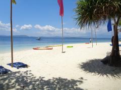 Private Honda bay island hopping day tour