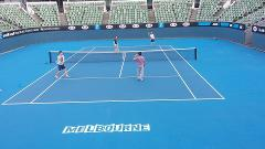 Melbourne Sports PLUS Play Tennis Tour