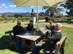 Private Mount Macedon Winery Tour with Lunch
